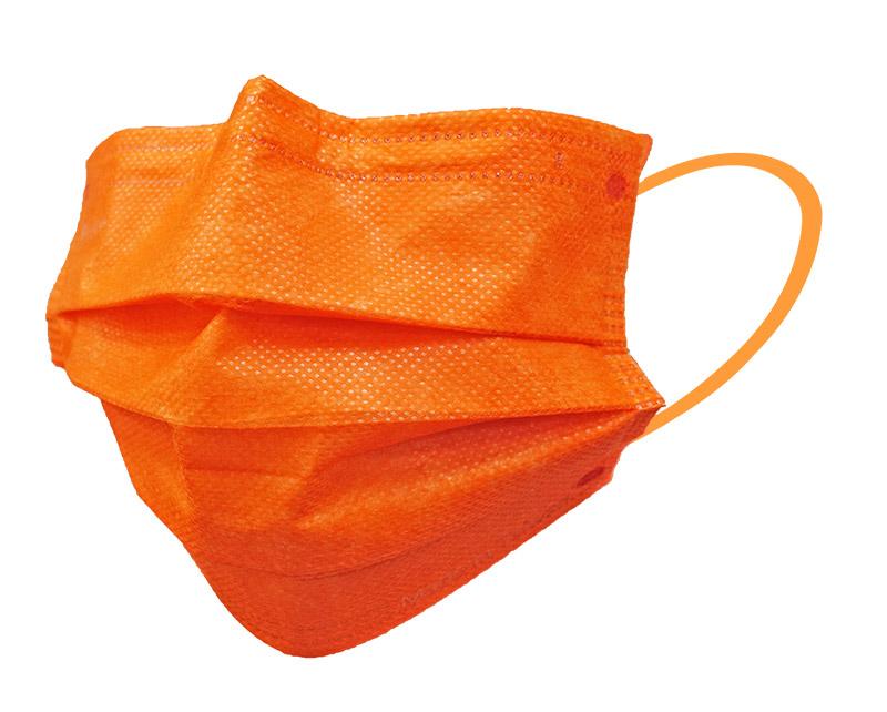口罩愛馬仕橘